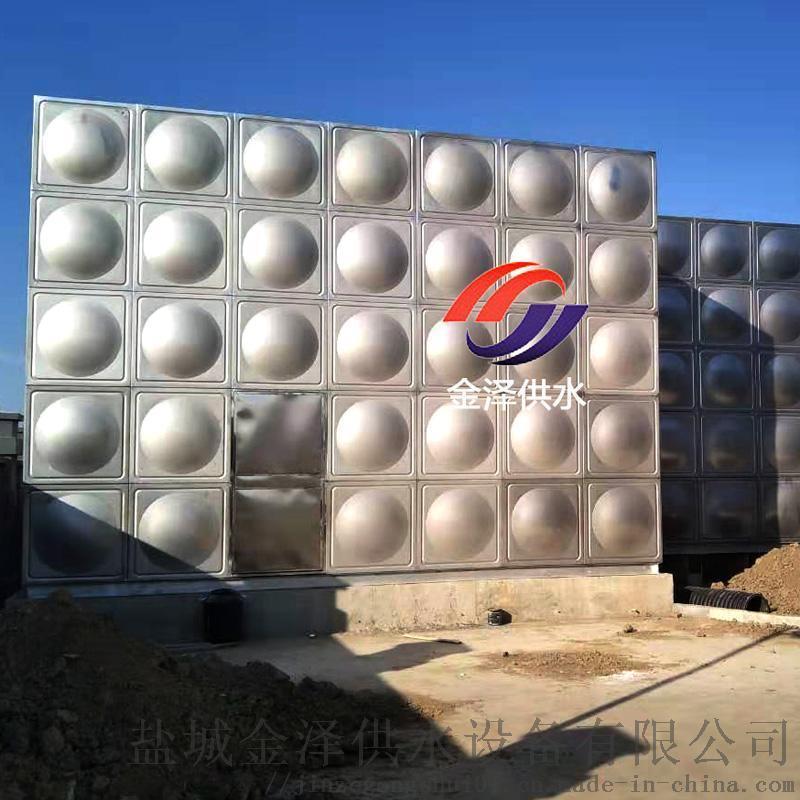 杭州不鏽鋼消防水箱的設定標準