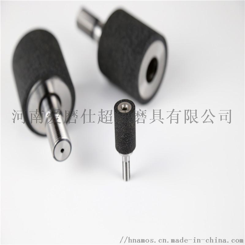 陶瓷CBN磨头厂家/定制各种高精度、高磨削陶瓷磨头