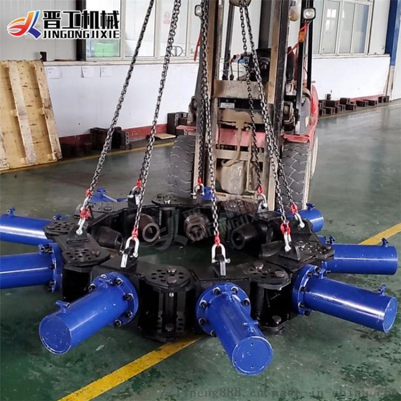 截桩机水泥桩液压破桩机陕西渭南市价格