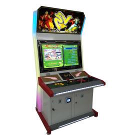 儿童全彩发光格斗游戏机街机拳皇街霸电玩游乐设备厂家