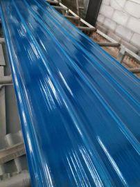 唐山FRP透明采光板屋面玻璃钢阻燃防腐瓦