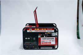 350A本田动力风冷发电电焊机