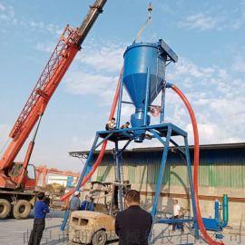 通畅气力输送机 自吸式化工粉剂倒仓设备 风力吸灰机