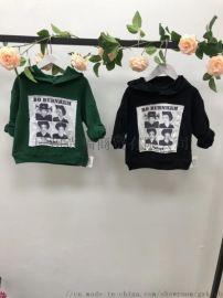 林淼纯卫衣品牌童装折扣批发货源、品牌童装折扣库存