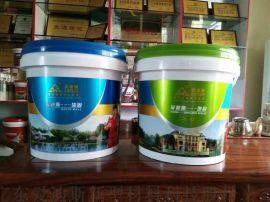 单组分水乳型丙烯酸防水涂料