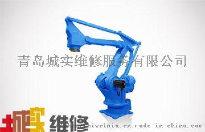 安川NX100工業機器人維修更換CPU單元電子器件
