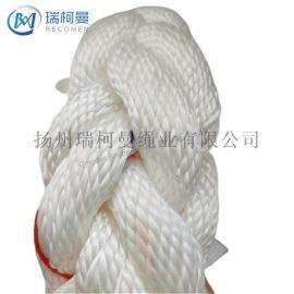 八股浮水尼龙绳、丙纶长丝绳