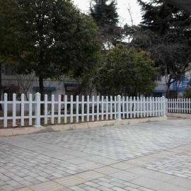 广西百色台州pvc护栏 景观绿化护栏