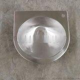 定制不鏽鋼洗手盆 橢圓形不鏽鋼臺下洗手盆