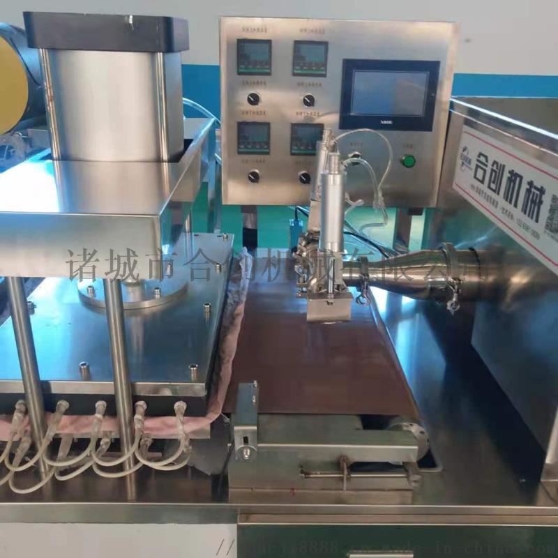 新品烙饃機 河南全自動烙饃機 仿手工烙饃機器