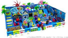 淘气堡儿童乐园大型蹦床设备厂家
