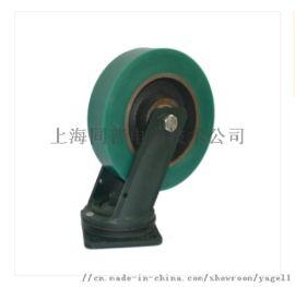 AGV脚轮 辅助轮 工业家纺用聚氨酯轮