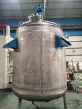 供應湖南3000L電加熱反應釜 環氧樹脂反應釜