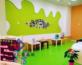 供应天津幼儿园PVC塑胶地板