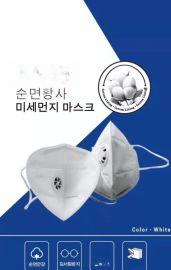民用口罩 防护用品 KN95面罩mask过欧盟标准