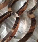 不锈钢一体圆弧装饰线条