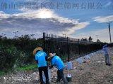 廣東鋅鋼圍牆護欄現貨,適用於別墅,小區,學校等地方
