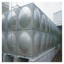无锈蚀玻璃钢水箱 工业人防水箱 霈凯
