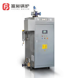 富昶牌 全自动小型电加热蒸汽发生器 电蒸汽锅炉