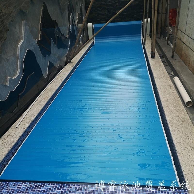 自動游泳池蓋 游泳池蓋   泳池保溫蓋