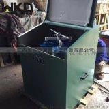 河南出售制样粉碎机 2MZ-400高锰钢制样粉碎机