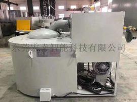 碳化硅坩埚熔化炉 铝合金熔化炉 坩埚式熔铝保温炉 熔炉设备