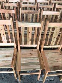 清漆实木椅子