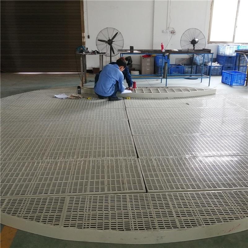 增強RPP格柵支撐板垃圾焚燒支承板格柵填料