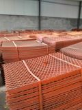建築走道踏板網 菱型圈邊鋼竹笆網