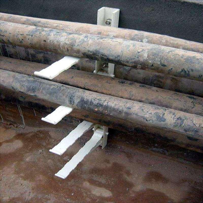 防震支架 隧道玻璃鋼電纜支架 通信井電纜支架重量