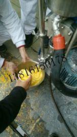 植物油的乳化问题及高速乳化机