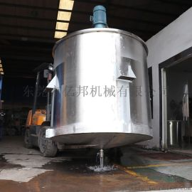东莞热销不锈钢液体搅拌罐防水涂料搅拌机化工搅拌桶