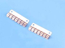 铍铜弹片 对EMI、ESD或信号传输效果良好
