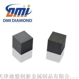 金刚石聚晶天津迪盟厂家直销正方型聚晶超硬材料