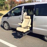 商务车福祉座椅 老年人可旋转升降专用座位