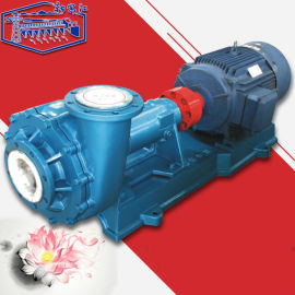 新安江耐腐耐磨UHB-ZK料浆泵工业污泥砂浆泵