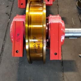 700×150车轮组作业稳定操作方便运行平稳