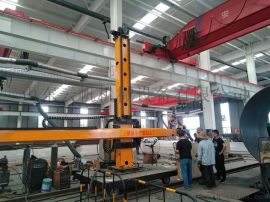 焊接操作机 自动焊十字架