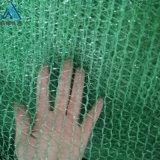防尘盖土网/扁丝绿色苫盖网