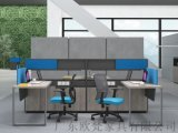 廣東歐梵現板式辦公桌職員桌
