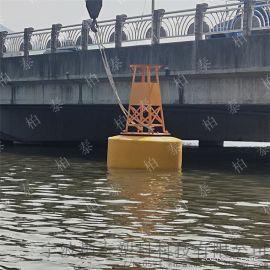 按布设水域分 示浮标有海上和内河浮标两种