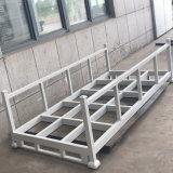 折叠堆垛架 布料货架  围栏托盘 定制