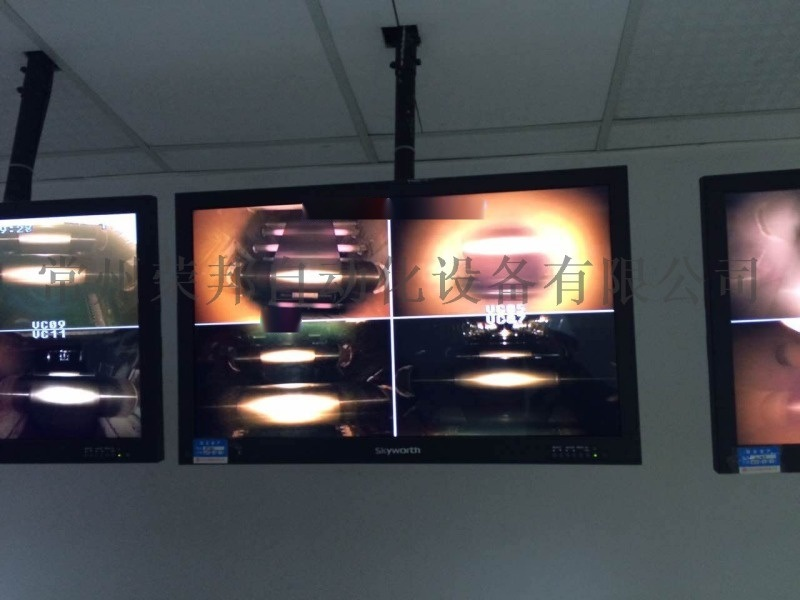 镀锌退火炉高温工业电视常州荣邦自动化