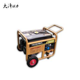 250A汽油发电电焊机参数