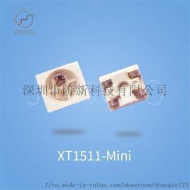 智能可编程,XT1511MINI,DC5V点控2427RGB灯珠