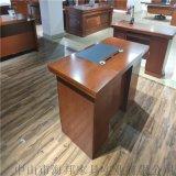 海邦 办公桌规格齐全 光面办公桌 厂家生产