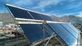 太阳能热泵采暖 学校太阳能集中供热解决方案