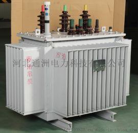 河北变压器厂家 S13油变全铜 通洲电力直销