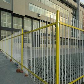 永坤厂家直销锌钢护栏 别墅小区围栏 校园铁艺大门