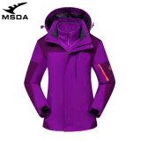 冬季工作服衝鋒衣三合一防水保暖高端企業工服外套